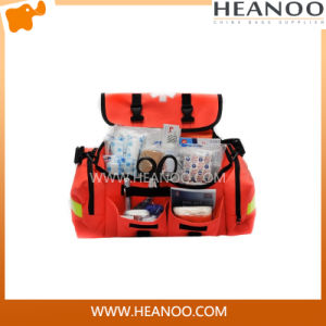 Home Travel Outdoor Emergency Treatment Pack First Aid Bag pictures & photos
