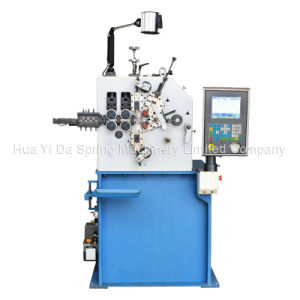 Hyd CNC Automatic Spring Coiling Machine with 2axis pictures & photos