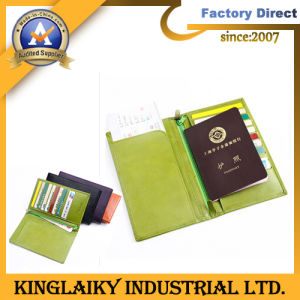 Creative Design Passport Holder for Promotional Gift (ML-016) pictures & photos