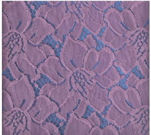 Fashion Design Factory Price Lace Fabric (with oeko-tex certification FY6162) pictures & photos