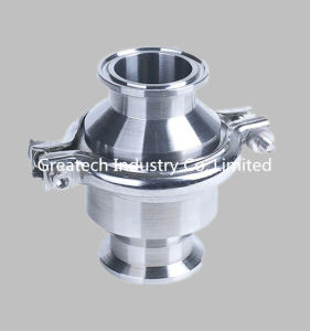 Stainless Steel Ss304 and Ss316L Sanitary Check Valve, Clamp Ends