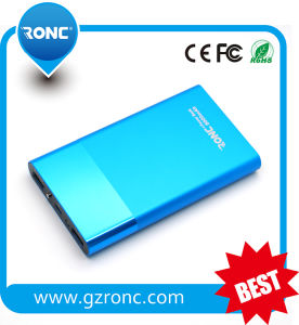 Big Capacity 8000mAh Mobile Power Bank for Smartphone pictures & photos