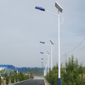Top Sale 9m 45W Solar LED Street Light pictures & photos