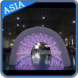 Inflatable Event Tunnel Tents / LED Inflatable Party Tent for Night pictures & photos