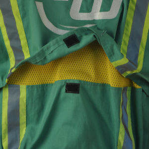 Safety Coverall/ Men′s Flame Retardant Coverall/ Work Coverall/ High Visibility Coverall pictures & photos