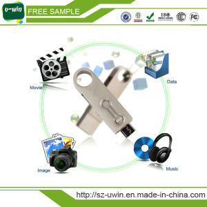 Metal OTG USB Flash 3.0 Drive pictures & photos