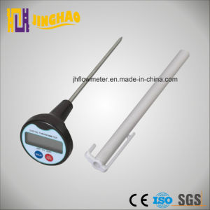1.5V Lr44 Stainless Steel Waterproof Digital Probe Soil Thermometer (JH-TM-8600) pictures & photos