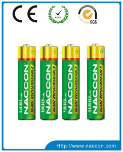 AA 1.2V 1000mAh Rechargeable Ni-MH Battery pictures & photos