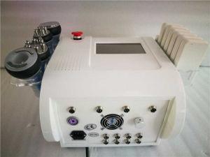 6in1 40kHz Cavitation Vacuum Monopolar Tripolar Sixpolar RF LED pictures & photos