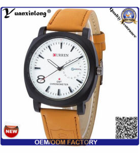 Yxl-690 2016 Promotion Business Gift Watch/Men′s High Quality Watch/Curren Wistwatch pictures & photos