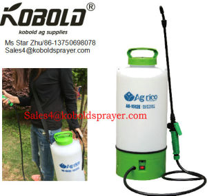 12L 8L Trolley Battery Garden Watering Sprayer pictures & photos