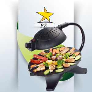 3D Infrared Smokeless Barbeque Grill (ZJLY) pictures & photos