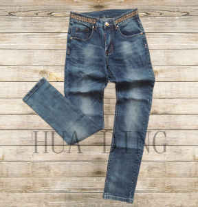 New High Quality Fashion Men′s Denim Jeans (HDMJ0035) pictures & photos