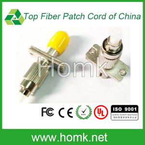 FC to St Optical Fiber Adapter pictures & photos