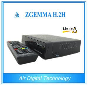 S2+T2/C Zgemma H. 2h Enigma2 Linux Combo Receiver pictures & photos