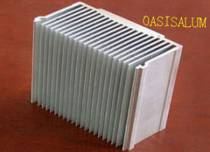 Aluminum (07) for Heat Radiator, Curtain Wall, Trellis and Sunroom etc