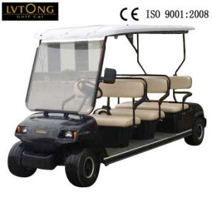 Ce Certificated 8 Person Golf Car pictures & photos