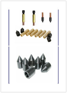 Ground Rod Coupling and Driving Spike pictures & photos