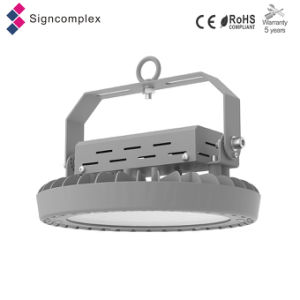 5 Warranty Years 120lm/W IP65 100W LED High Bay Light Fixturer pictures & photos