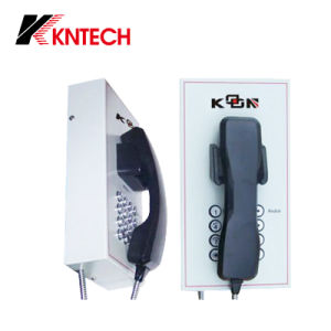 Auto Dial Sos Telephone for Wall Mounting Knzd-05 pictures & photos