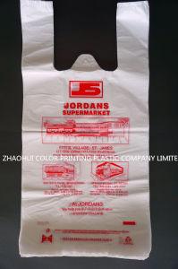 Plastic Vest Bag pictures & photos