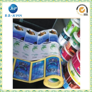 2016 Factory Wholesale Customized Self-Adhesive Pet Sticker (JP-s062) pictures & photos