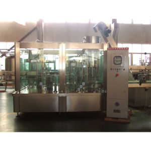 Vinegar Three in One Filling Machine (PY-VXGF24-24-6)