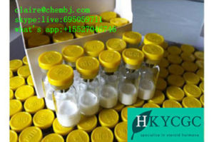 99.9% Body Building Polypeptide Selank (5mg/vial) pictures & photos