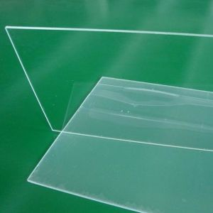 Transparent Cast Acrylic Sheet with High Quality pictures & photos