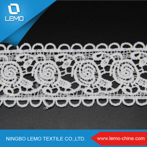 New Design Water Soluble Flower Lace pictures & photos