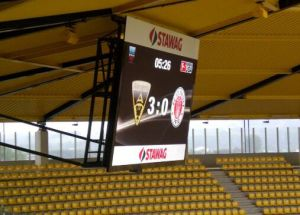 P16 Full Color LED Scoreboard for Sport