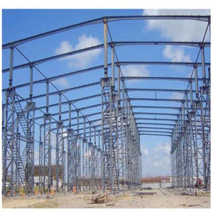 Cost Efficient Steel Structure Prefabricated Building with Ce Certificate pictures & photos