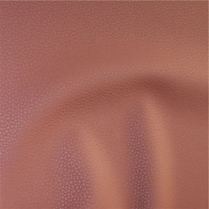High Quality PVC Synthetic Leather for Motorcycle Seat Covers pictures & photos