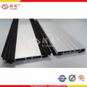 Polycarbonate Profile for Connect Polycarbonate Sheet pictures & photos