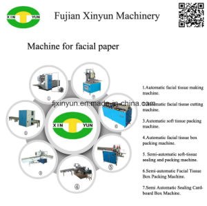 High Speed Automatic 6 Lines Facial Tissue Paper Making Machine pictures & photos