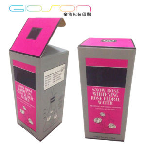 Custom Printing Paper Folding Box for Cosmetics pictures & photos