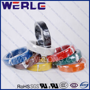 2mm2 Copper Stranded PFA Teflon Insulated Wire pictures & photos