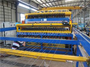 Automatic Galvanized Steel Mesh Welding Machine pictures & photos