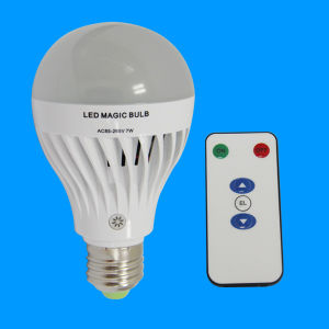 7W Rechargeable LED Emergency Lamp with Remote Controller pictures & photos