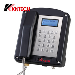 Explosion Proof Telephone Iecex Telephoneemergency Telephone Kntech Knex1 pictures & photos
