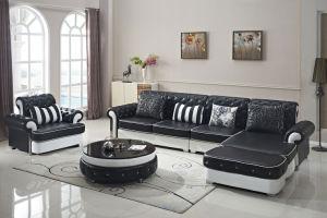 European Modern Genuine Leather Sofa pictures & photos