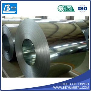 Dx51d SGCC Zero Spangle Hot Dipped Galvanized Steel Coil Gi pictures & photos