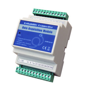 4DIN+8do (Relay) Data Acquisition Module