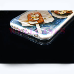 Factory Price 2in1 3D Ice Cream Mobile Phone Case pictures & photos