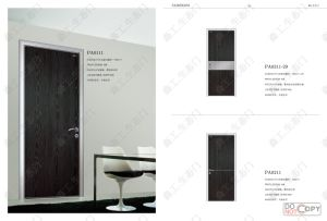 Waterproof Composite Wooden Door for Bathroom pictures & photos