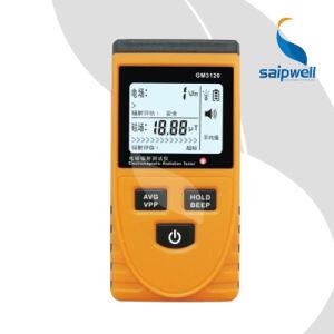 Portable Digital Electromagnetic Radiation Detector Electromagnetic Radiation Tester pictures & photos