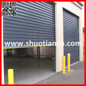 Metal Security Automatic Warehouse Doors (ST-002) pictures & photos