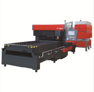 Density Board Laser Cutting Machine/MDF Laser Cutting Machine/Wood Laser Cutting Machine pictures & photos