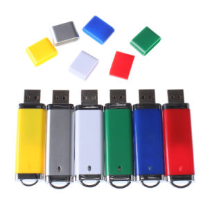 High Speed Promotional Plastic Custom USB Pen Drive (CMT-SY001) pictures & photos