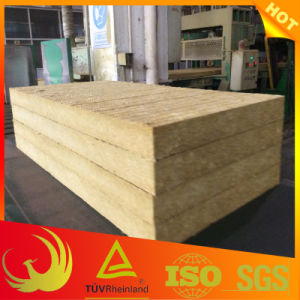 Heat Insulation Materials Rock-Wool Board pictures & photos